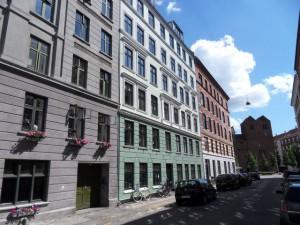 Oehlenschlægersgade 77, 1663 København V